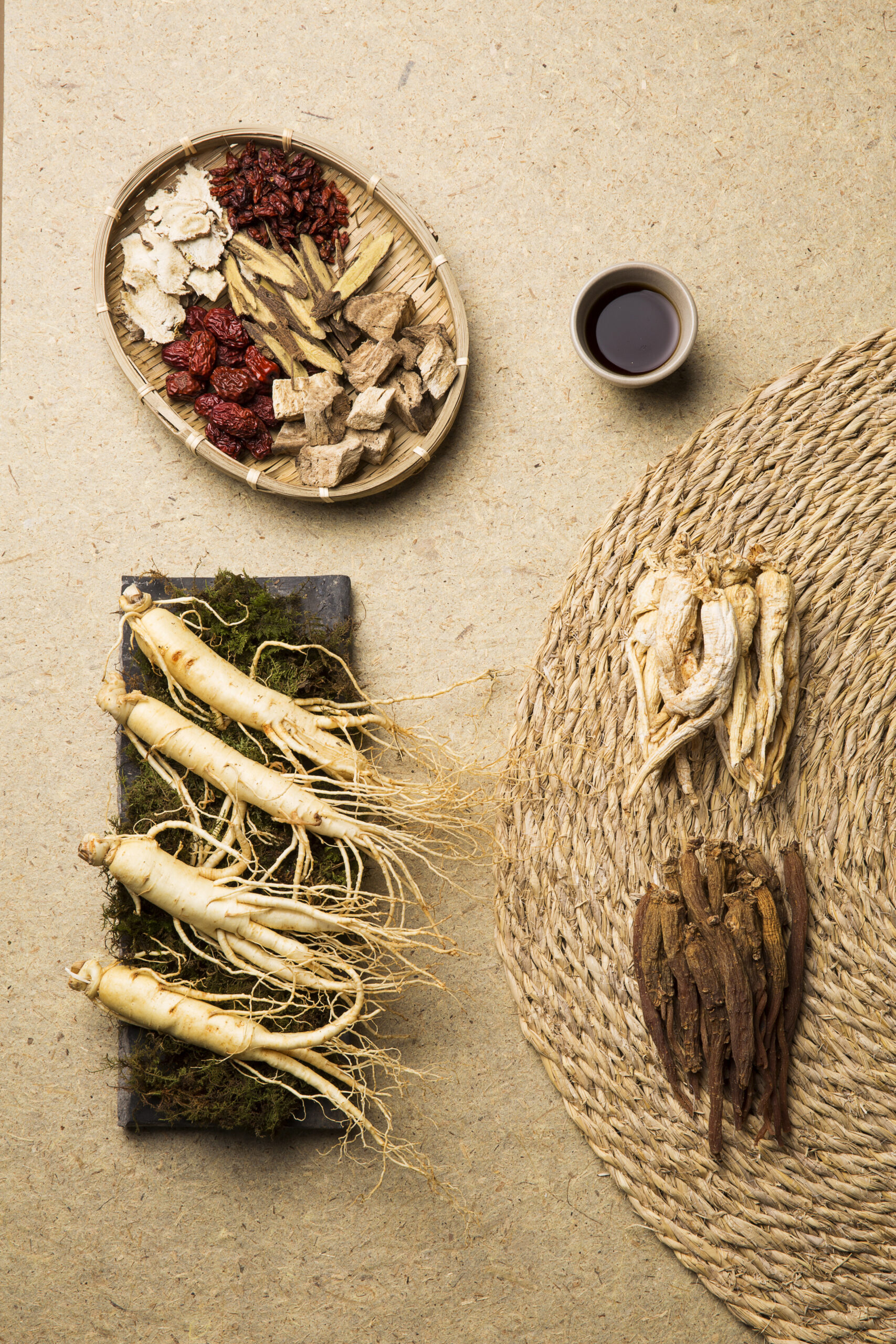 American & Asian Ginseng: The Differences & Similarities